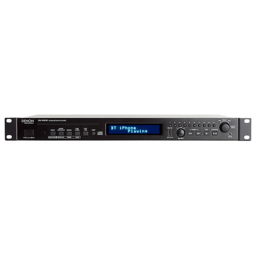 DENON DN-500CB / CD/Media Player with Bluetooth/USB/Aux Inputs and RS-232c