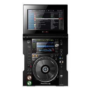 파이오니아 / Pioneer DJ / CDJ-TOUR1 / CDJTOUR1 / TOUR system multi-player with fold-out touch screen