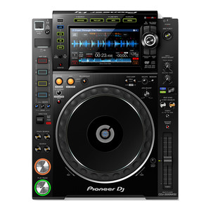 파이오니아 / Pioneer DJ / CDJ-2000NXS2 / CDJ2000NXS2 / Pro-DJ Multi-Player with high-res audio support (Black)