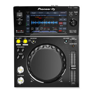 파이오니아 / Pioneer DJ / XDJ-700 / XDJ700 / rekordbox-ready, compact digital deck