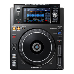 파이오니아 / Pioneer DJ / XDJ-1000MK2 / XDJ1000MK2 / rekordbox-ready, digital deck with high-res audio support